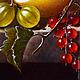 Натюрморт ручной работы. Натюрморт с фруктами. Наталья Чилина живопись реализм (chilina-art). Интернет-магазин Ярмарка Мастеров.