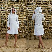 Одежда handmade. Livemaster - original item Tunic with hood. Handmade.