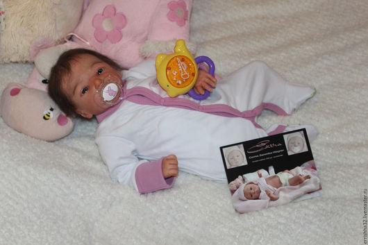 Куклы-младенцы и reborn ручной работы. Ярмарка Мастеров - ручная работа. Купить Кукла реборн. Handmade. Комбинированный, лимитка реборн
