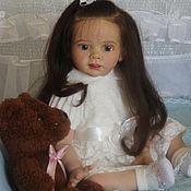 Куклы Reborn ручной работы. Ярмарка Мастеров - ручная работа Кукла реборн  Анюта. Handmade.