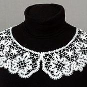 Аксессуары handmade. Livemaster - original item Collar lace. Handmade.