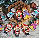 """Набор игрушек-подвесок """"Щелкунчик и мышиный король"""", Сувениры, Москва, Фото №1"""