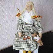 Куклы и игрушки ручной работы. Ярмарка Мастеров - ручная работа В ожидании весны. Handmade.
