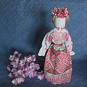 """Куклы и игрушки ручной работы. Ярмарка Мастеров - ручная работа Кукла-оберег """"Лада"""". Handmade."""