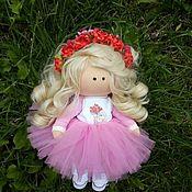 Куклы и пупсы ручной работы. Ярмарка Мастеров - ручная работа Куклы: интерьерная. Handmade.