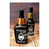 Косметика ручной работы handmade. Livemaster - original item New! Beard oil.Men`s cosmetics.. Handmade.