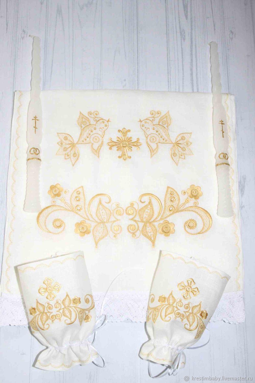 Wedding set, Wedding towels, Moscow,  Фото №1