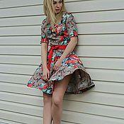 """Одежда ручной работы. Ярмарка Мастеров - ручная работа Платье """"Лили"""". Handmade."""