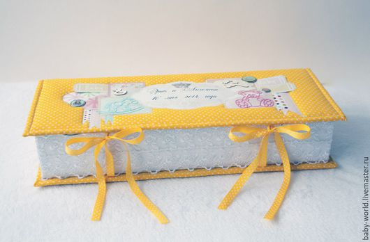 Подарки для новорожденных, ручной работы. Ярмарка Мастеров - ручная работа. Купить Мамины сокровища для близняшек/двойняшек. Handmade. Разноцветный, на рождение, шитьё