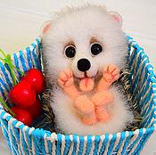 Куклы и игрушки handmade. Livemaster - original item Hedgehog Sonechka. Handmade.