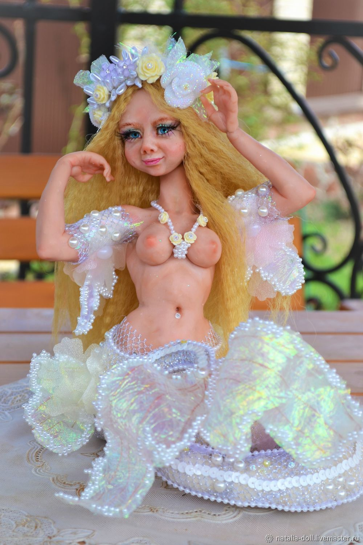 Pearl mermaid, Dolls, Lermontov,  Фото №1