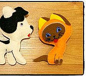 Куклы и игрушки ручной работы. Ярмарка Мастеров - ручная работа игрушки из сказок. Handmade.