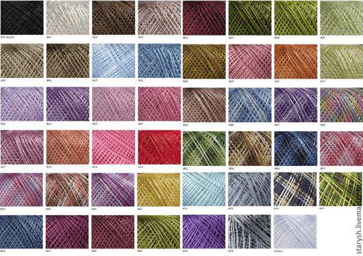 Вязание ручной работы. Ярмарка Мастеров - ручная работа. Купить YARNART Tulip. Handmade. Пряжа для вязания, комбинированный, пряжа yarnart