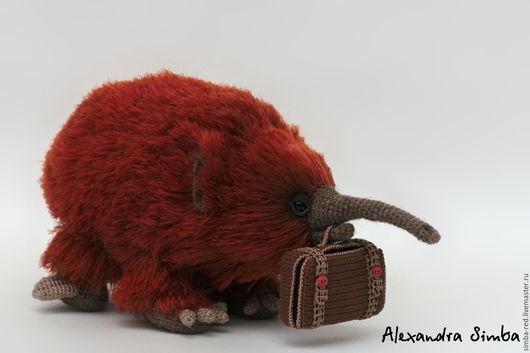 Игрушка вязаная Ехидна / проехидна Александра Simba Александра Симба