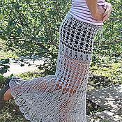 Одежда handmade. Livemaster - original item Fishnet skirt.. Handmade.