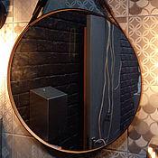 Для дома и интерьера ручной работы. Ярмарка Мастеров - ручная работа Капитанское зеркало. Handmade.