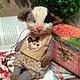 Мишки Тедди ручной работы. Mr. G. 4teddy         ( Чудо из плюша). Интернет-магазин Ярмарка Мастеров. Белочка, котик