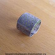 Украшения handmade. Livemaster - original item Band-aid ring. Handmade.