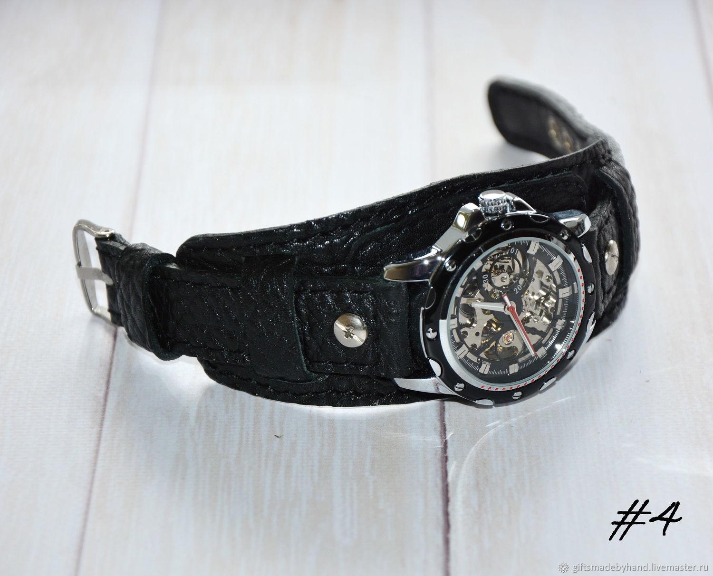 5a6e0aef Мужские часы. Скелетоны . Механические часы – купить в интернет ...
