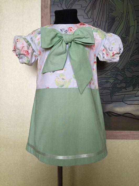 Одежда для девочек, ручной работы. Ярмарка Мастеров - ручная работа. Купить Платье из Прованса. Handmade. Платье