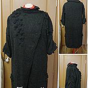 Одежда handmade. Livemaster - original item Coat style Boho explanation Svetlana Volkodav. Handmade.