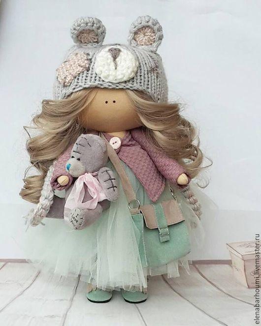 Коллекционные куклы ручной работы. Ярмарка Мастеров - ручная работа. Купить Коллекционные куклы ручной работы. Купить Кукла Текстильная. Handmade.