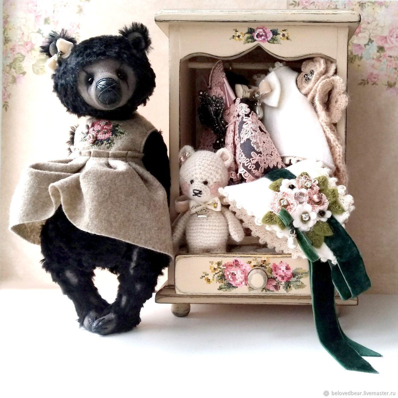 Лотти 23 см, игрушка, шкафчик, одежда, Мягкие игрушки, Москва,  Фото №1
