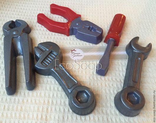 Натуральное мыло ручной работы. `Инструменты` . Handmade.