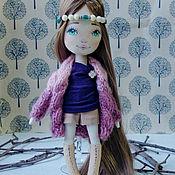 """Куклы и игрушки ручной работы. Ярмарка Мастеров - ручная работа Авторская кукла """"Стиль Casual"""". Handmade."""