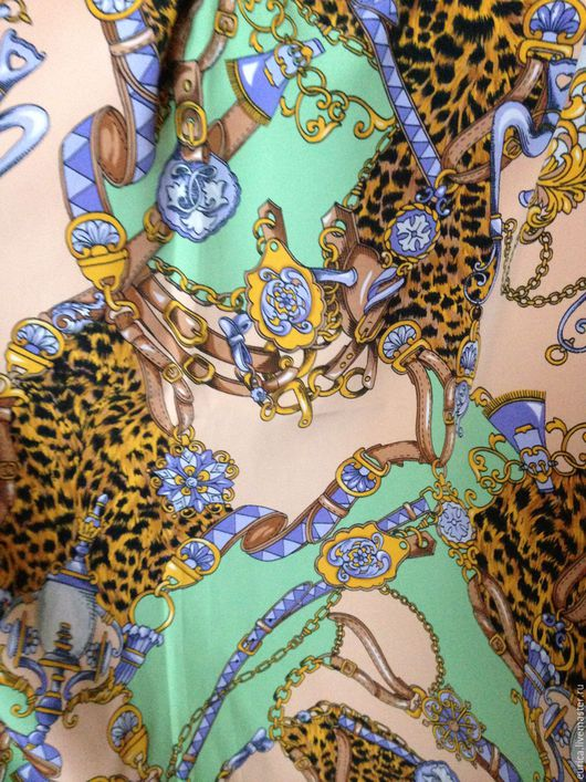 Шитье ручной работы. Ярмарка Мастеров - ручная работа. Купить Ткань Gattinoni. Италия. Handmade. Комбинированный, платье летнее, сарафан