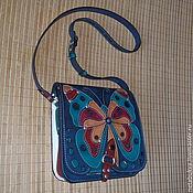 Сумки и аксессуары handmade. Livemaster - original item BA! Butterfly! )). Handmade.