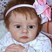 Куклы и игрушки ручной работы. Ярмарка Мастеров - ручная работа кукла реборн Бетти. Handmade.