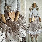 Куклы и игрушки ручной работы. Ярмарка Мастеров - ручная работа Тильда принцесса Кайя. Handmade.