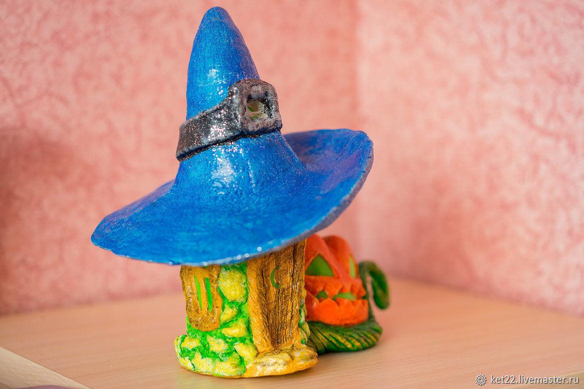 Сказочные домики Хэллоуин Таун, Ночники, Березовский,  Фото №1