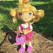 Куклы и игрушки ручной работы. Ярмарка Мастеров - ручная работа Линси. Handmade.