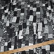 """Материалы для творчества ручной работы. Ярмарка Мастеров - ручная работа Вискоза брендовая """"D&G"""", Италия. Handmade."""