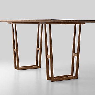 Мебель ручной работы. Ярмарка Мастеров - ручная работа Стол #104. Handmade.
