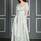 Одежда handmade. Livemaster - original item Low-cut dress