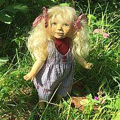 Куклы и игрушки ручной работы. Ярмарка Мастеров - ручная работа Деревянная кукла Arnica. Handmade.