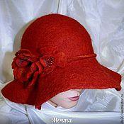 """Аксессуары ручной работы. Ярмарка Мастеров - ручная работа шляпа""""Мечта"""". Handmade."""