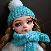 Куклы и пупсы ручной работы. Ярмарка Мастеров - ручная работа Кукла на заказ - Юная фигуристка. Handmade.