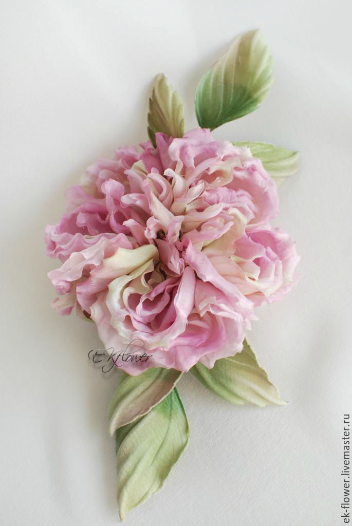 Fabric flowers silk flowers rose veronica shop online on silk flowers handmade order fabric flowers silk flowers rose veronica silk mightylinksfo