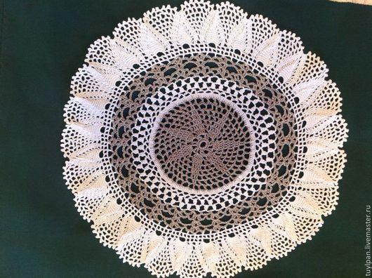 Текстиль, ковры ручной работы. Ярмарка Мастеров - ручная работа. Купить Кружевные салфетки. Handmade. Салфетка, ажурная салфетка, дом