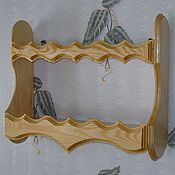 Для дома и интерьера ручной работы. Ярмарка Мастеров - ручная работа Полка для мелочи. Handmade.