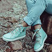 Обувь ручной работы. Ярмарка Мастеров - ручная работа Кеды Luc. Handmade.