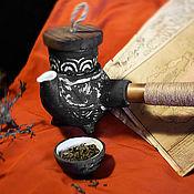 """Посуда ручной работы. Ярмарка Мастеров - ручная работа Чайник индийский """"Нарджилинг"""". Handmade."""