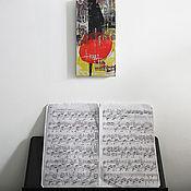 Картины ручной работы. Ярмарка Мастеров - ручная работа Urban red. Handmade.