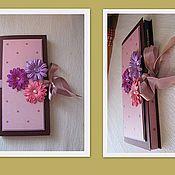 Сувениры и подарки ручной работы. Ярмарка Мастеров - ручная работа Упаковка шоколада. Handmade.
