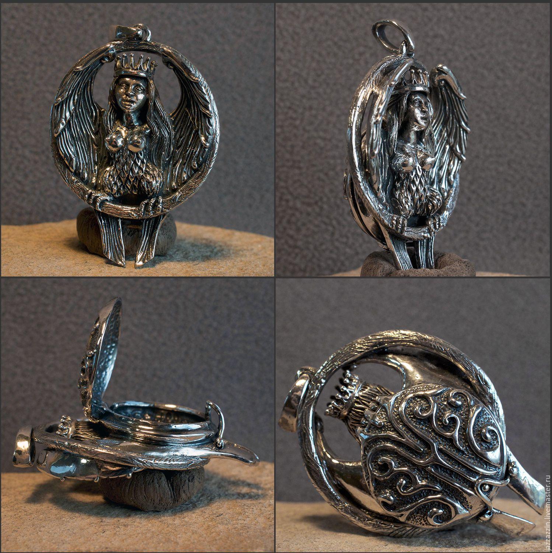 Sirin locket, Pendants, Vladivostok,  Фото №1