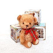 Куклы и игрушки ручной работы. Ярмарка Мастеров - ручная работа Медвежонок тедди. Работа на заказ.. Handmade.